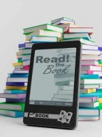 ebook stack of books
