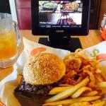 chilis burger
