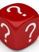 question dice small web